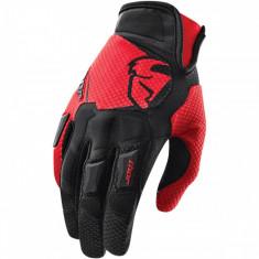 MXE Manusi motocross Thor Flow culoare rosu Cod Produs: 33303079