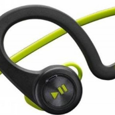 Casti Bluetooth Plantronics BackBeat FIT, Green, Casti In Ear, Active Noise Cancelling