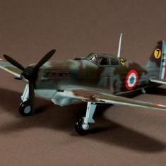 Macheta avion Morane Saulnier - 1941 WAR MASTER scara 1:72 - Macheta Aeromodel