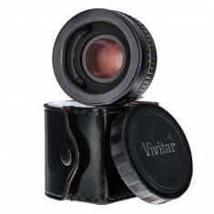 M42 2x dublor de focala Vivitar Multi Coated Japan pentru 50mm 135mm - Teleconvertor Obiectiv Foto