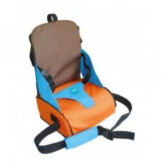 Booster travel - Inaltator scaun masa pliabil Portocaliu dBb Remond - Set mobila copii