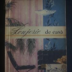 ECATERINA TOMIDA - LENJERIE DE CASA