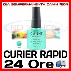 OJA SEMIPERMANENTA (PERMANENTA) #204 CANNI - MANICHIURA UV, Piersica