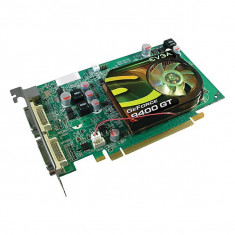 Placa video EVGA GeForce 9400GT 512MB DDR2 128-Bit 2xDVI, GARANTIE ! - Placa video PC Evga, PCI Express, nVidia