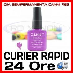 OJA SEMIPERMANENTA (PERMANENTA) #165 CANNI - MANICHIURA UV, Piersica