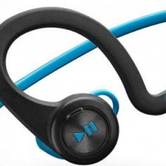 Casti Bluetooth Plantronics BackBeat FIT, Blue, Casti In Ear, Active Noise Cancelling