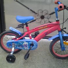 Spiderman, bicicleta copii 14