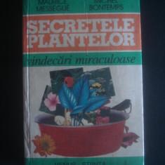 MAURICE MESSEGUE, MICHEL BONTEMPS - SECRETELE PLANTELOR VINDECARI MIRACULOASE