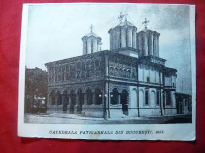 Ilustrata Bucuresti - Catedrala Patriarhala foto