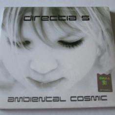 CD NOU IN TIPLA DIRECTIA 5 ALBUMUL AMBIENTAL COSMIC, CAT MUSIC 2008 - Muzica Rock