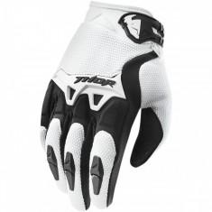 MXE Manusi motocross Thor Spectrum culoare alb Cod Produs: 33303115