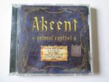 RAR! CD AKCENT ALBUMUL PRIMUL CAPITOL,ROTON 2006