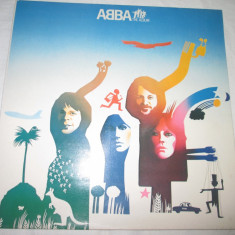 ABBA ‎– The Album _ vinyl, album, UK - Muzica Pop epic, VINIL