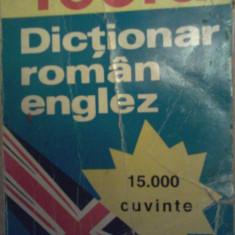 Dictionar Englez-roman - Andrei Bantas (15000 de cuvinte) teora