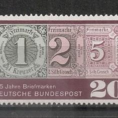 Germania.1965 125 ani marca postala  SG.272