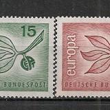 Germania.1965 EUROPA SG.273 - Timbre straine, Nestampilat