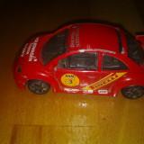 Masinuta Volskswagen New Beetle Cup 10 x 4, 5 x 4 cm