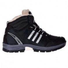 Ghete Adidas Outdoor - Ghete barbati Adidas, Marime: 40, 41, 42, Culoare: Negru, Piele sintetica