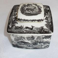 Cutie bijuterii - Villeroy and Boch - Artemis - 1950 - Portelan, Decorative