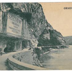 653 - ORSOVA, Cart - old postcard - unused - Carte Postala Oltenia 1904-1918, Necirculata, Printata