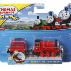 Thomas Tank Engine Take-N-Play Fisher Price trenulet magnet jucarie - Mike