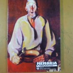 Memoria revista gandirii arestate ilustratii Corneliu Baba Bucovina Pitesti