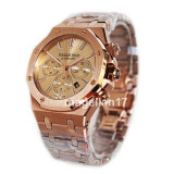 Royal Oak Offshore Golden Case Automatic ! ! ! Cea Mai Buna Calitate ! - Ceas barbatesc, Lux - elegant, Mecanic-Automatic, Inox, Data