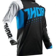MXE Tricou motocross Thor Pulse Aktiv Albastru/Negru Cod Produs: 29103918PE - Imbracaminte moto