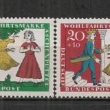 Germania.1965 Povesti de fratii Grimm SG.274 - Timbre straine, Nestampilat