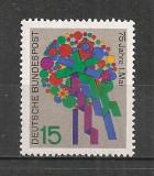 Germania.1965 75 ani Ziua Muncii  SG.268, Nestampilat