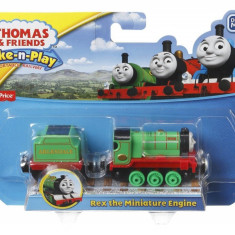 Thomas Tank Engine Take-N-Play Fisher Price trenulet magnet jucarie - Rex, Metal, Unisex