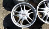 JANTE ALUETTE 17 5X100 VW GOLF4 BORA POLO SKODA SEAT TOYOTA, 8, 5, Aluett