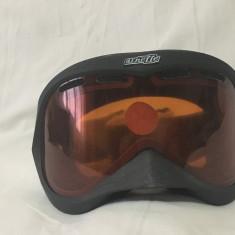 Ochelari ski schi snowboard ARNETTE BLACK NOI!