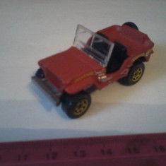 Bnk jc Matchbox - Jeep Willys - Macheta auto