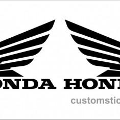 Set sticker autocolant rezervor pentru motociclete HONDA