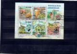 Sao Tome e Principe - Dinosaurs si Minerale, Natura, Africa