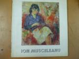 Ion Musceleanu pictura catalog expozitie Bucuresti 1983 muzeul de arta Romania
