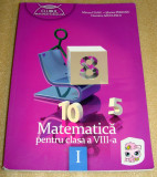 Matematica manual pentru clasa a VIII a - Fianu / Perianu / Savulescu