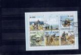 Sao Tome e Principe - militar caine, Stampilat