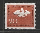 Germania.1964 250 ani Curtea de Conturi  SG.265, Nestampilat