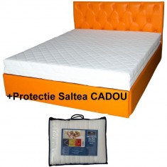 Saltea Mercur Comfort Flex Plus 140x200, Din Poliuretan