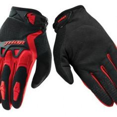 MXE Manusi motocross copii Thor Spectrum culoare Rosie Cod Produs: 33320913PE