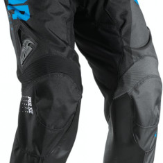 MXE Pantaloni motocross copii Thor Pulse Aktiv Albastru/Negru Cod Produs: 29031453PE - Imbracaminte moto