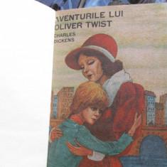 AVENTURILE LUI OLIVER TWIST - Carte poezie copii