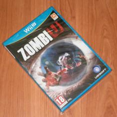 Joc Nintendo Wii U - Zombi U , nou , sigilat, Shooting