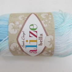 Alize Bella Batik 2130 - Fir tricotat si crosetat