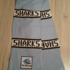 Fular rugby bleu - Sharks (Sydney, Australia) - Fular Barbati