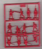 Bnk jc Soldatei de plastic - Airfix - 8237 - Infanterie britanica Zulu War