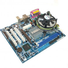 Kit placa de baza ASRock 775i65G socket LGA775 + Intel Pentium E2200 2.20 GHz