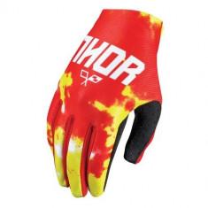 MXE Manusi motocross copii Thor Void culoare Rosu Cod Produs: 33321105PE